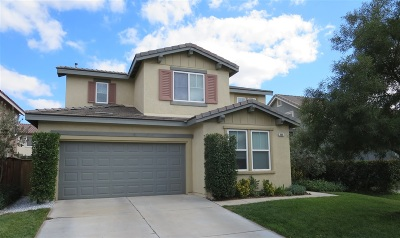 Riverside County Single Family Home For Sale: 960 Queen Annes Lane