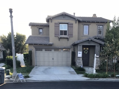 Temecula Single Family Home For Sale: 28753 Edenton Way