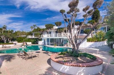 La Jolla Shores Single Family Home For Sale: 8424 Avenida De Las Ondas