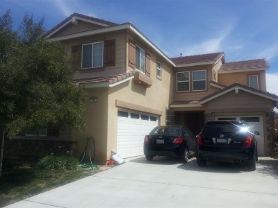 Riverside County Single Family Home For Sale: 745 Suncup Circle
