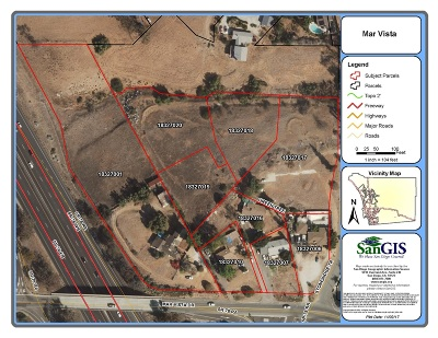 Vista Residential Lots & Land For Sale: 367 Mar Vista #1
