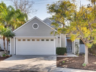 Oceanside Single Family Home For Sale: 4341 Via Tercero