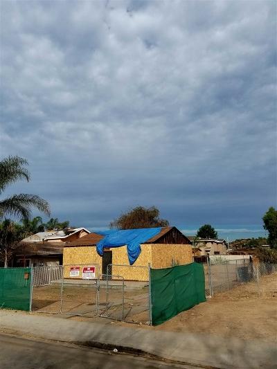 San Diego Single Family Home For Sale: 5366 Santa Margarita