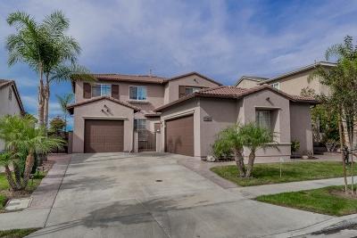 Chula Vista Single Family Home For Sale: 1224 Santa Lucia Road