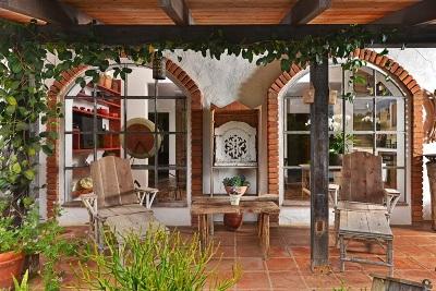 Rancho Santa Fe Single Family Home For Sale: 15880 Via Del Alba