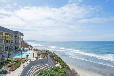 Solana Beach Townhouse For Sale: 139 S Shore Dr