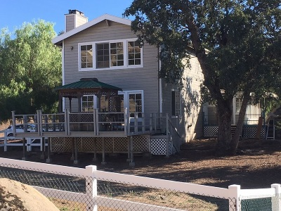 Single Family Home For Sale: 19900 Deerhorn Valley Rd