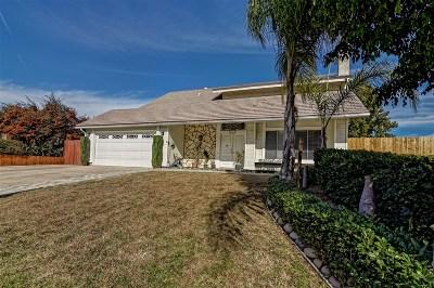 La Mesa Single Family Home For Sale: 10328 Centinella Dr