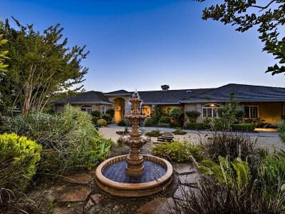 Fallbrook Single Family Home For Sale: 2793 Dos Lomas