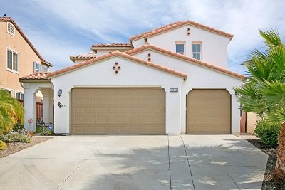 Single Family Home For Sale: 1242 Players Dr