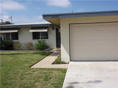 Clairemont Rental For Rent: 4250 Don Way