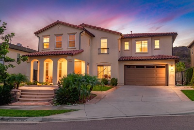 4s Ranch, 4s Ranch/Garden Walk Single Family Home For Sale: 10109 Camino San Thomas