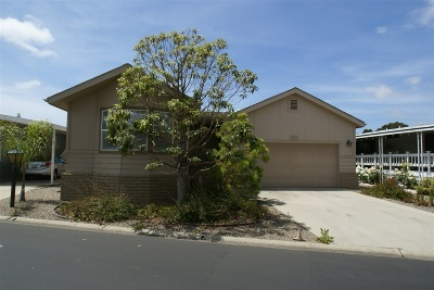 Carlsbad Mobile/Manufactured For Sale: 3450 Don Carlos Drive