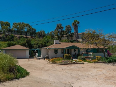San Diego Single Family Home For Sale: 3715 Federal Blvd