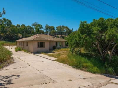 San Diego Single Family Home For Sale: 3725 Federal Blvd