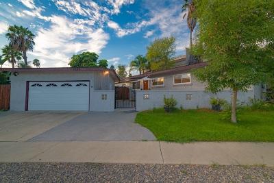 La Mesa Single Family Home For Sale: 7680 Troy Terrace