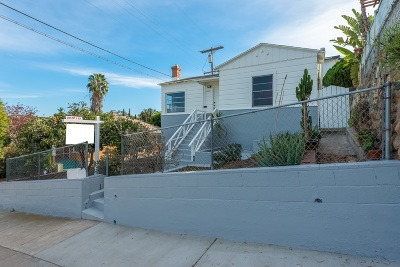 San Diego Single Family Home For Sale: 2619 E St