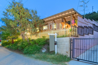 San Diego Single Family Home For Sale: 6384 Madrone Avenue