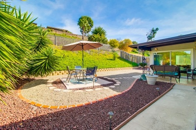San Diego Single Family Home For Sale: 6926 Monte Verde Drive