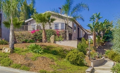 San Diego Single Family Home For Sale: 2514 Chalcedony St