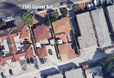 San Diego Multi Family 5+ For Sale: 2145 Garnet Ave