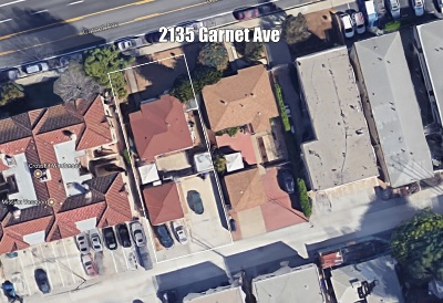 San Diego Multi Family 5+ For Sale: 2135 Garnet Ave