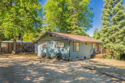 Single Family Home For Sale: 22215 Crestline Rd