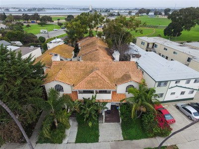 San Diego Multi Family 5+ For Sale