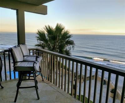 Oceanside,  Carlsbad , Vista, San Marcos, Encinitas, Escondido, Rancho Santa Fe, Cardiff By The Sea, Solana Beach Rental For Rent: 833 Beachfront Dr #C
