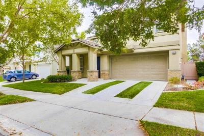 Vista Single Family Home For Sale: 1633 Magnolia Cir