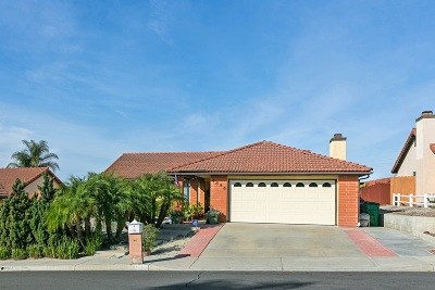 Oceanside Single Family Home For Sale: 4646 Rose Dr
