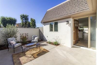 Oceanside,  Carlsbad , Vista, San Marcos, Encinitas, Escondido, Rancho Santa Fe, Cardiff By The Sea, Solana Beach Rental For Rent: 201 Via Osuna