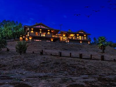 Single Family Home For Sale: 5790 Camino Del Cielo