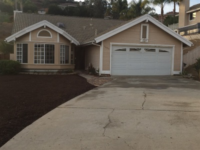 Oceanside,  Carlsbad , Vista, San Marcos, Encinitas, Escondido, Rancho Santa Fe, Cardiff By The Sea, Solana Beach Rental For Rent: 1601 Conway Drive