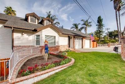 Vista Single Family Home Back On Market: 2207 Alta Vista Drive