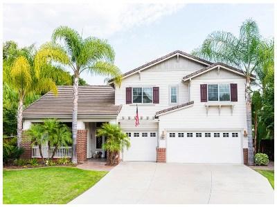 Oceanside,  Carlsbad , Vista, San Marcos, Encinitas, Escondido, Rancho Santa Fe, Cardiff By The Sea, Solana Beach Rental For Rent: 3337 Oak Forest Pl