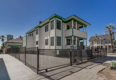 San Diego Multi Family 5+ For Sale: 358 & 366-370 22nd Street