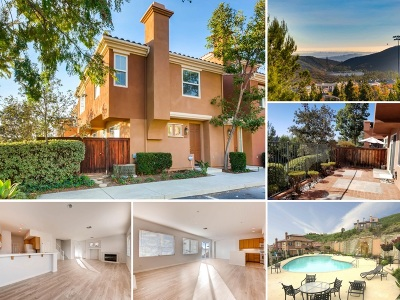 San Marcos Attached For Sale: 1497 Clearview Way