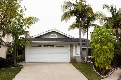 Oceanside,  Carlsbad , Vista, San Marcos, Encinitas, Escondido, Rancho Santa Fe, Cardiff By The Sea, Solana Beach Rental For Rent: 1276 Browning Court