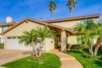 Del Mar Single Family Home For Sale: 13415 Mango Drive