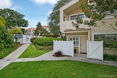 Oceanside,  Carlsbad , Vista, San Marcos, Encinitas, Escondido, Rancho Santa Fe, Cardiff By The Sea, Solana Beach Rental For Rent: 6915 Quail Pl. #D