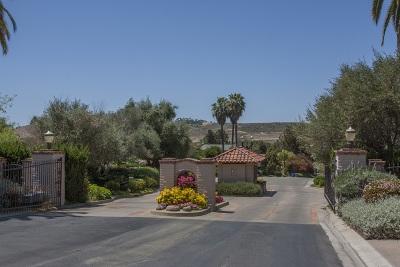 Bonsall Residential Lots & Land For Sale: Lot 33 Lake Vista Ter. #33