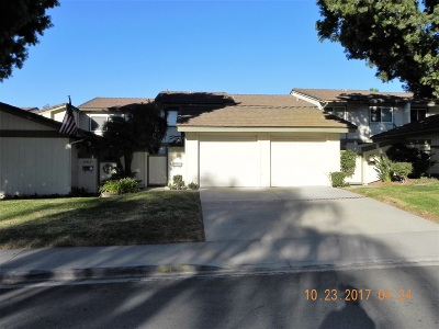San Diego Townhouse For Sale: 11416 Matinal Cir