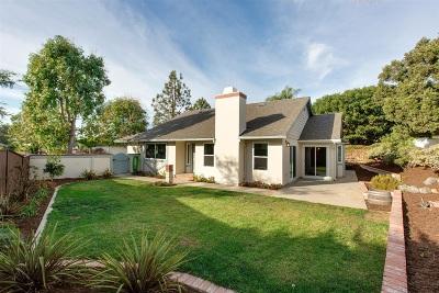 Single Family Home For Sale: 2011 Rue De La Montagne