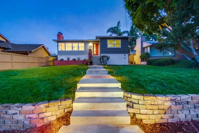 Single Family Home For Sale: 3621 Wilcox