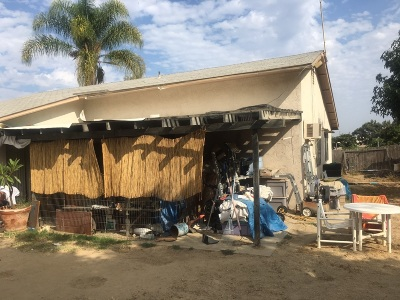 San Diego Single Family Home Contingent: 1431 Newhope