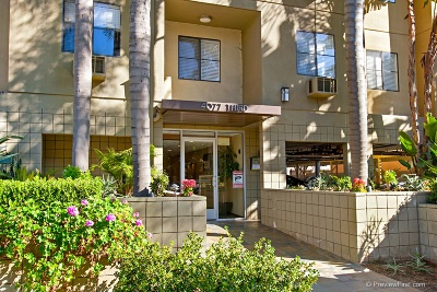 San Diego Attached For Sale: 4077 3rd Ave #311