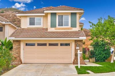 Single Family Home For Sale: 18721 Caminito Pasadero #142