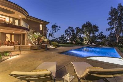La Jolla Single Family Home For Sale: 7773 Starlight Dr