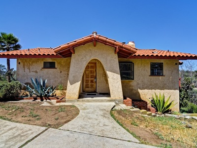 Single Family Home For Sale: 1141 Morro Road
